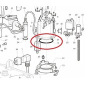 KitchenAid KitchenAid afdichting van koffiemachine 12001208