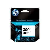 HP Originele inktcartridge HP300 zwart CC640EE