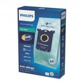 Philips Originele stofzuigerzakken van Philips S-Bag FC8022/04