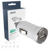 A-DAPT USB Autolader 1.5A wit T011