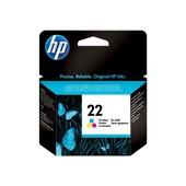 HP inktcartridge kleur 22 C9352AE