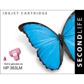SecondLife SecondLife inktcartridge voor HP 363LM XL licht rood