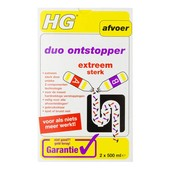 HG Duo Ontstopper 343100100