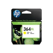 HP Originele HP inktcartridge 364XL geel CB325EE