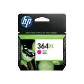 HP Originele HP inktcartridge  364XL rood CB324EE
