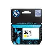 HP HP inktcartridge HP364 geel CB320EE