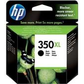 HP Inktcartridge 350 XL zwart CB336EE
