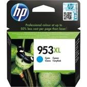 HP HP inktcartridge 953XL Blauw F6U16AE