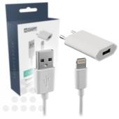 A-DAPT A-DAPTApple thuislader-set voor iPhone 5/6  T139