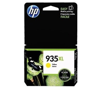 HP Inktcartridge yello 935XL C2P26AE