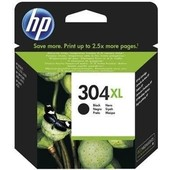 HP Originele HP inktcartridge HP 304XL zwart N9K08AE