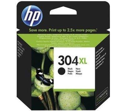 Originele HP inktcartridge 304XL zwart N9K08AE
