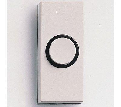 Honeywell drukknop voor deurbel Sesame D814 wit