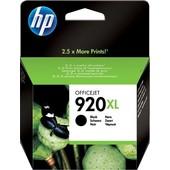 HP HP inktcartridge 920XL Zwart CD975AE