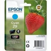 Epson Originele Epson inktcartridge 29 blauw C13Y29824012