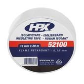 HPX HPX pvc isolatietape 19mm x 20m wit IW1920