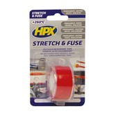 HPX HPX stretch & fuse rood 25mm x 3m SO2503