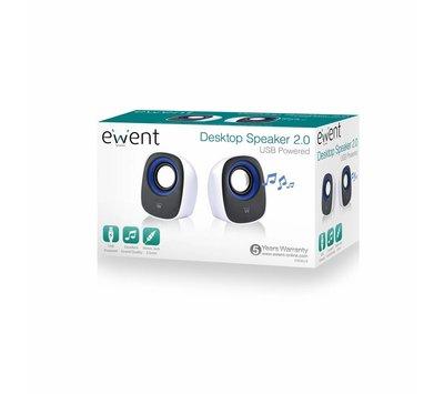 Ewent speakerset USB 2.0 Luidsprekers EW3513