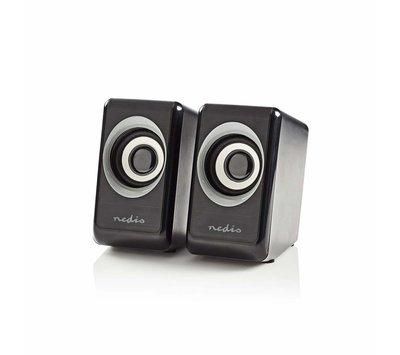 Nedis luidsprekerset voor de PC CSPR20020BK