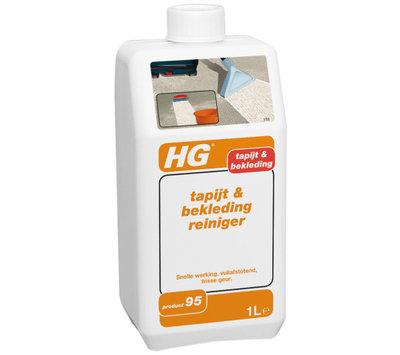HG reiniger tapijt en bekleding 151100100