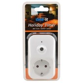 Time-it Time-it Holiday timer met licht/donker sensor 58025