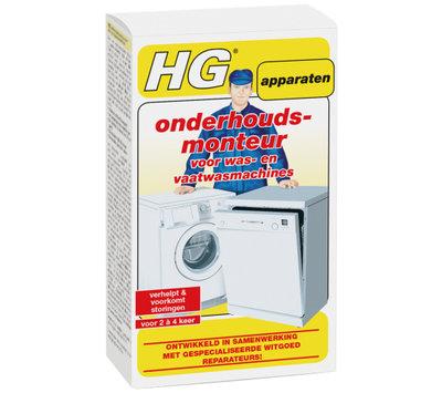 HG onderhoudsmonteur voor was- en vaatwasmachines
