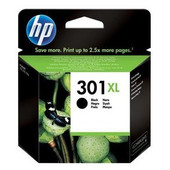 HP Originele inktcartridge  HP301 XL zwart CH563EE