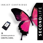 SecondLife SecondLife inktcartridge  voor Canon PG-540 XL zwart