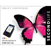 SecondLife SecondLife inktcartridge voor Canon CL-541 XL kleur