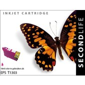 SecondLife Secondlife  inktcartridge voor Epson T1303 rood