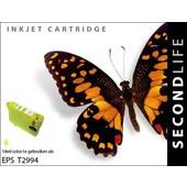 SecondLife SecondLife  inktcartridge voor Epson T2994 geel