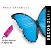 SecondLife SecondLife inktcartridge voor HP 364 XL rood