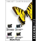 SecondLife SecondLIfe inktcartridge voor Brother LC1240 XL Multipack