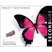 SecondLife SecondLife inktcartridge voor Canon 551GY XL grijs