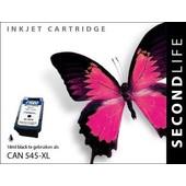 SecondLife SecondLife inktcartridge voor Canon PG545 XL zwart