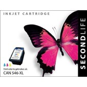 SecondLife SecondLife inktcartridge voor Canon 546XL kleur