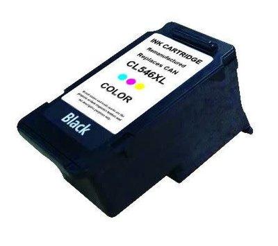 SecondLife inktcartridge voor Canon 546XL kleur