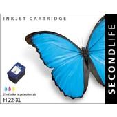 SecondLife SecondLife  inktcartridge voor HP22 XL kleur