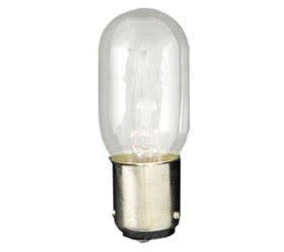Universeel lampje voor naaimachine bajonet 15w helder B15D