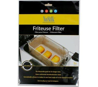 NoStik filter voor in frietmandje 15.061/1