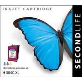 SecondLife SecondLife inktcartridge voor HP304 XL kleur