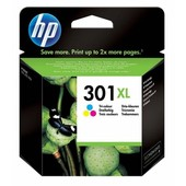 HP Originele HP inktcartridge HP301XL kleur CH564EE