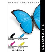 SecondLife SecondLife inktcartridge voor HP 934XL  / 935XL multipack