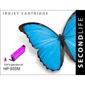 SecondLife SecondLife inktcartridge voor HP 935XL rood