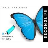 SecondLife SecondLife inktcartridge voor HP 935CXL blauw