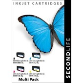 SecondLife SecondLife inktcartridges voor HP 950/951 Multipack XL