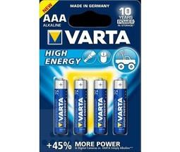 Batterij standaard