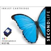 SecondLife SecondLife inktcartridge voor HP57XL kleur
