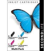 SecondLife SecondLife  inktcartridges voor HP364 XL multipack