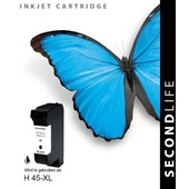 SecondLife SecondLife inktcartridge voor HP 45XL zwart